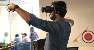 architecture firm using VR technology