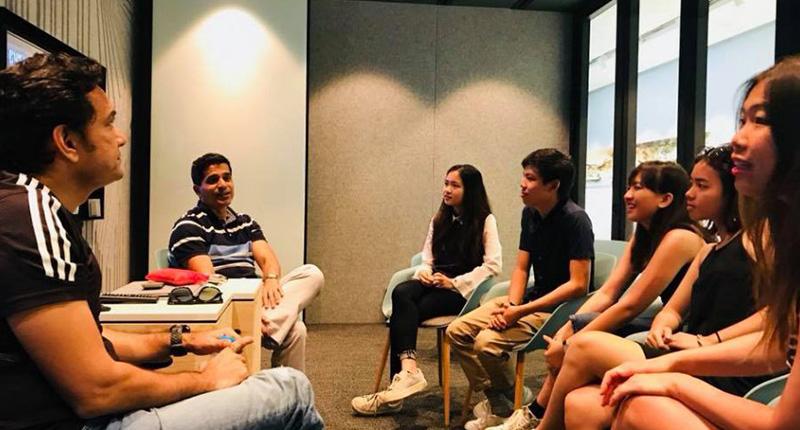 Tech Meets Design Discussion